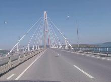 По мостам пошли автобусы