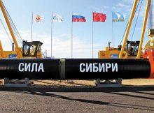 На нефти и газе