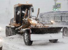 Неубранный снег - беда для экономики
