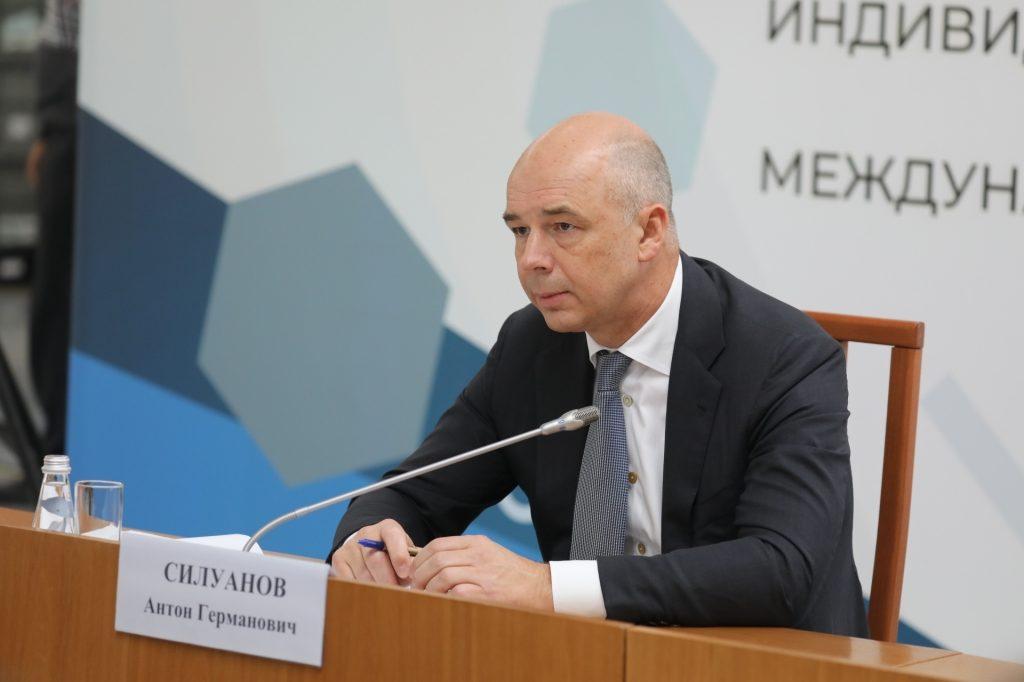 Антон Силуанов в Приморье 1