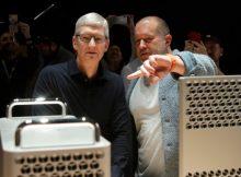 Главный дизайнер Apple Джони Айв решил уйти в отставку 10