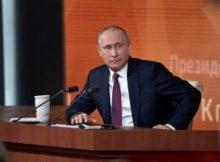 Владимир Путин: претензии к США обоснованы 17