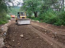 Аварийно-восстановительные работы на дорогах Хасанского района завершены 15