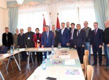 Магаданские чиновники и местные предприниматели встретились с делегацией из города Шуанъяшань (КНР)