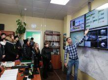 Большой бизнес приглашает молодежь: день открытых дверей на ГОК «Денисовский» 12
