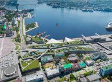 По скромным прикидкам, общая сумма затрат по проекту реконструкции Центральной площади Владивостока может составить 8-10 млрд рублей