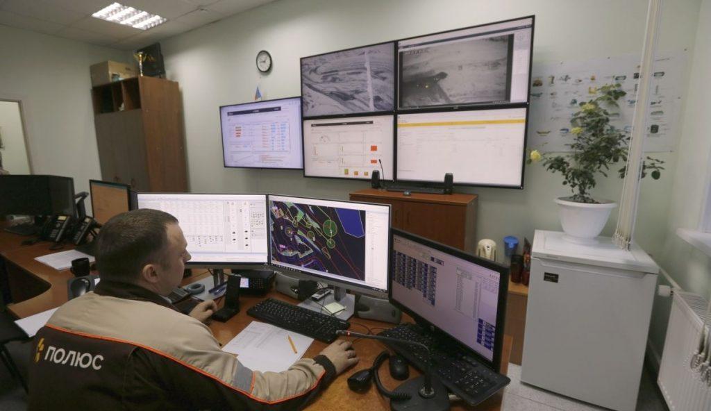 «Полюс Магадан» запустил систему диспетчеризации карьерной техники