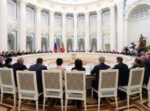 Назначение Мишустина на пост премьер-министра одобрено Госдумой