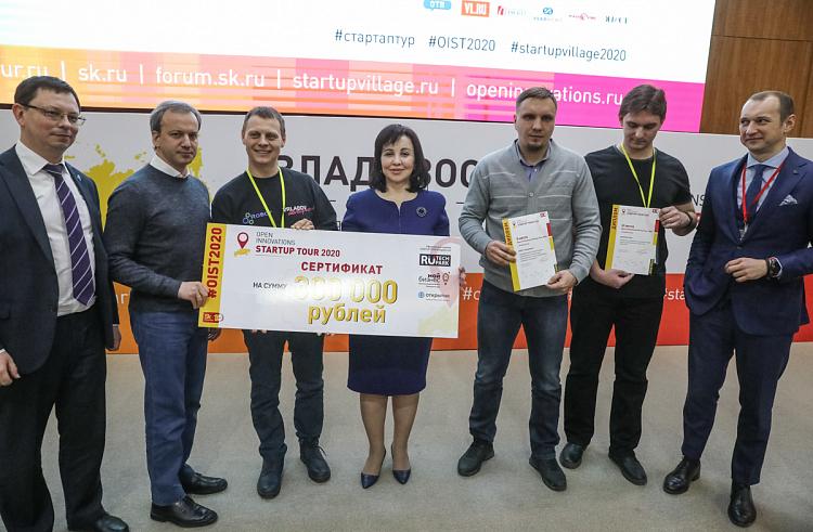 Приморский робот Адам победил в конкурсе инновационных проектов