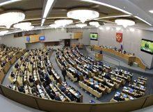 Рассматривается законопроект о продлении действия ЕНВД