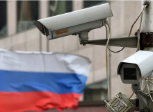 Россия на 3 месте в мире по числу камер наблюдения