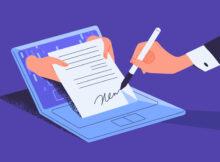 тестирование электронной подписи